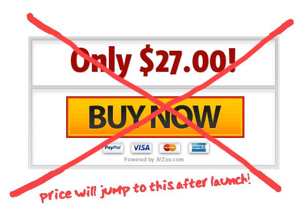 Post-Launch Price